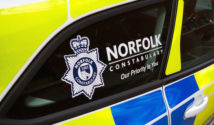 Norfolk and Suffolk police support national Tyre Safety Month