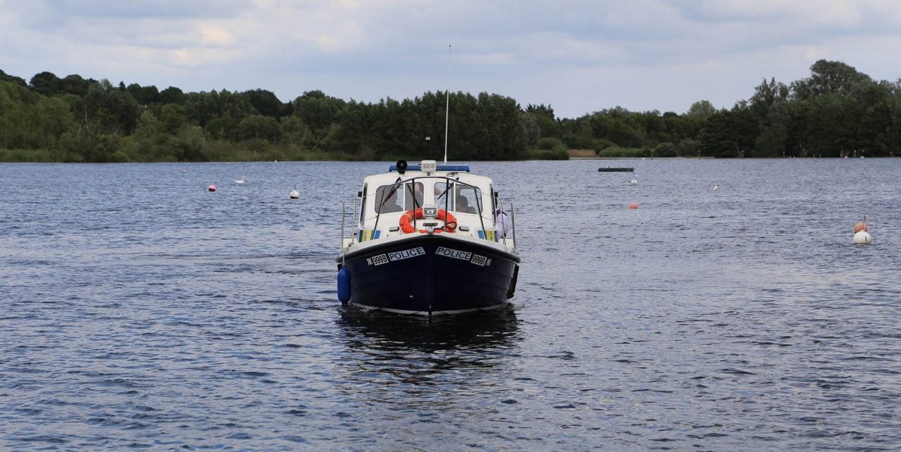 Broads Beat team issue crime prevention advice to boat owners