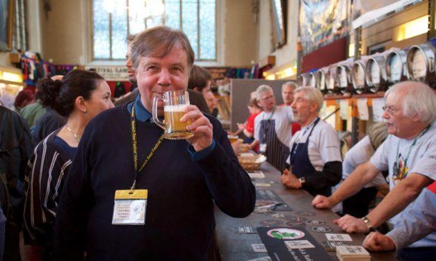 It's Beer Festival Time in Norwich!