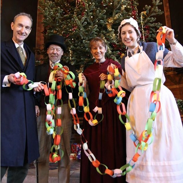 A Victorian Family Christmas at Gressenhall