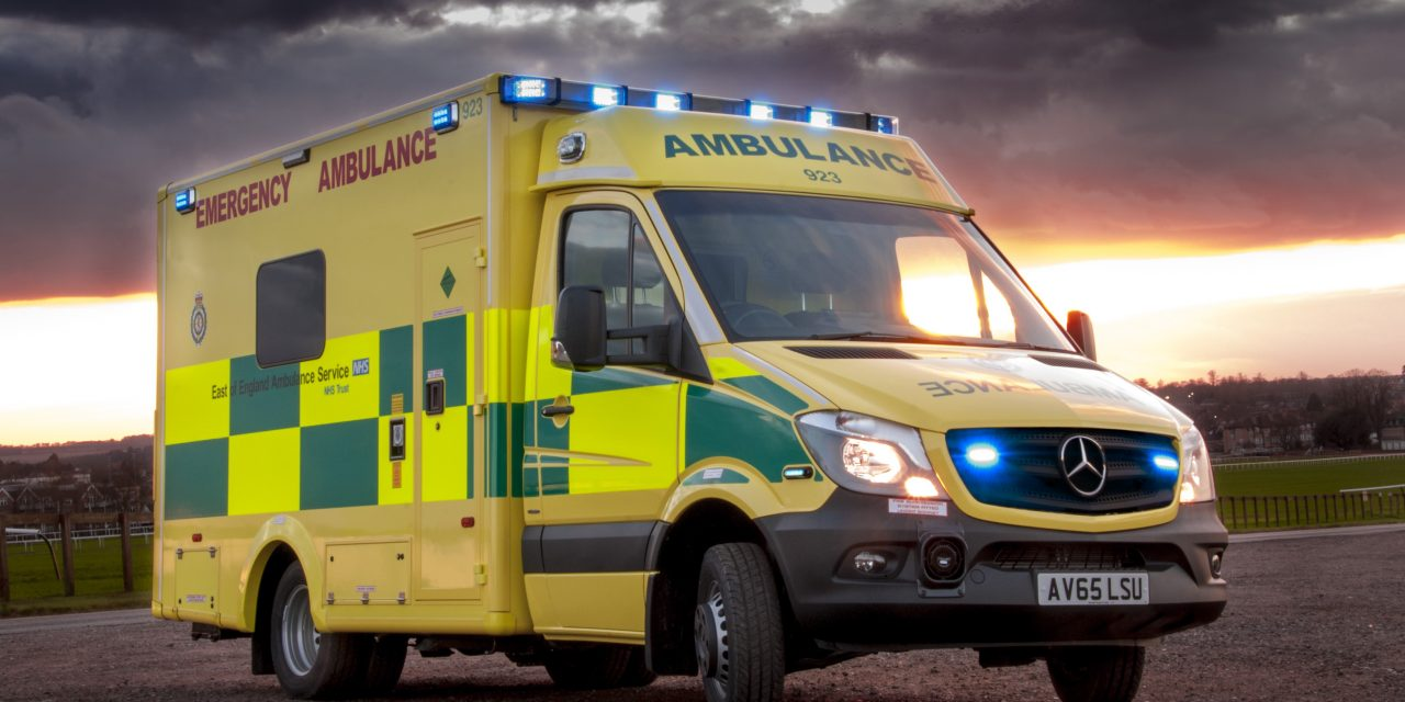 'No excuse' for attacking ambulance staff after new figures show 19% increase in assaults