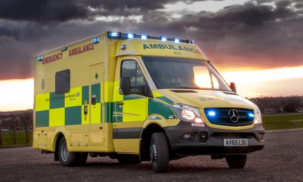 Two per cent rise in ambulance calls over bank holiday weekend