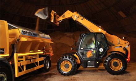 First countywide gritting run of the season to take place today