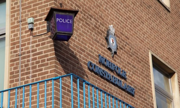 Man charged with street robbery, Norwich