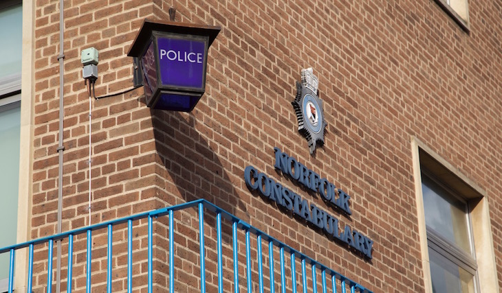 Norfolk Police thank people for following government guidelines over Easter