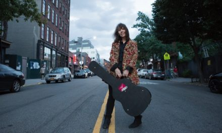American singer songwriter Amy Rigby to star in Cromer