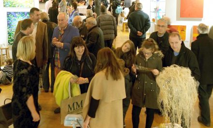 Norfolk's largest art fair has record-breaking attendance on opening day
