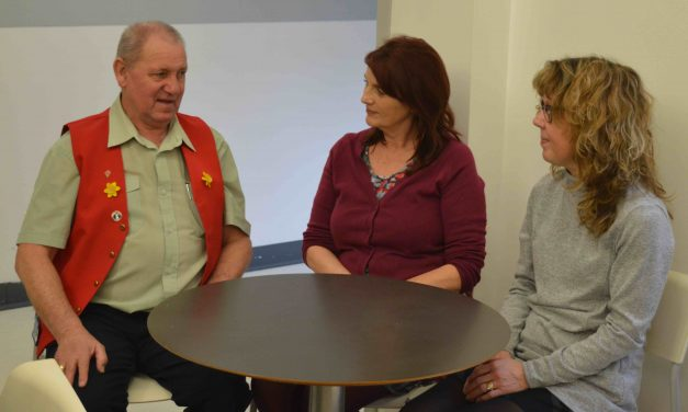 NNUH looking to recruit more volunteers to enhance patient experience