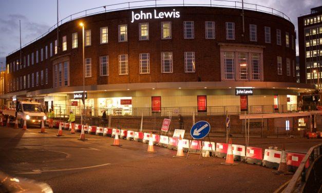 Transport for Norwich update – Golden Ball Street surfacing