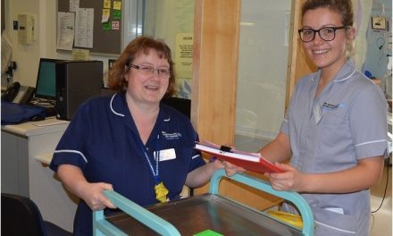 Integrated Apprenticeship programme shortlisted for Norfolk Care Award