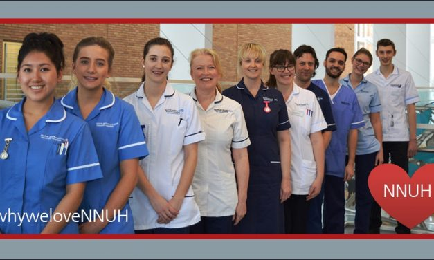 Find out why we love working at NNUH