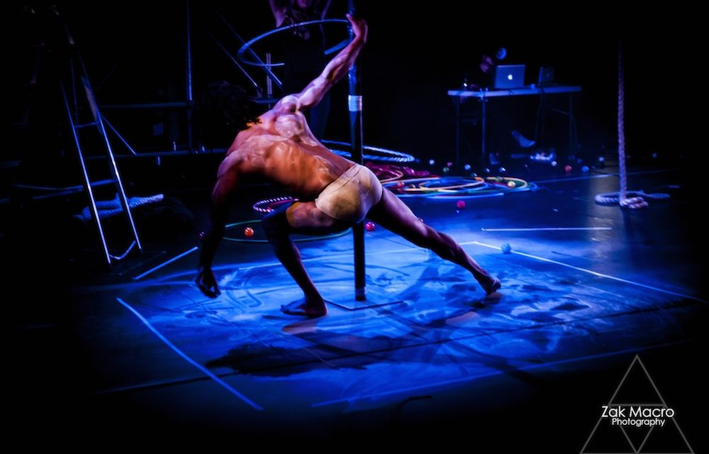 Circus deconstructed comes to the Garage