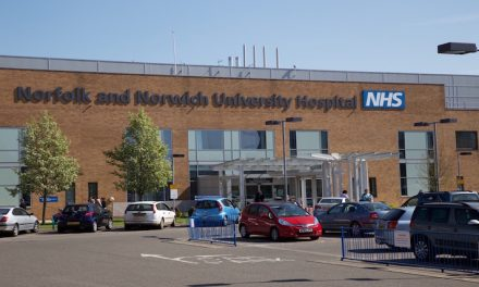 Confirmation that NNUH is out of special measures