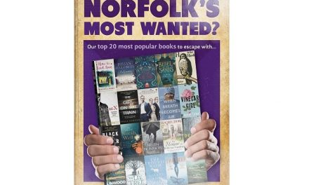 Norfolk libraries get ready for Great Big Read