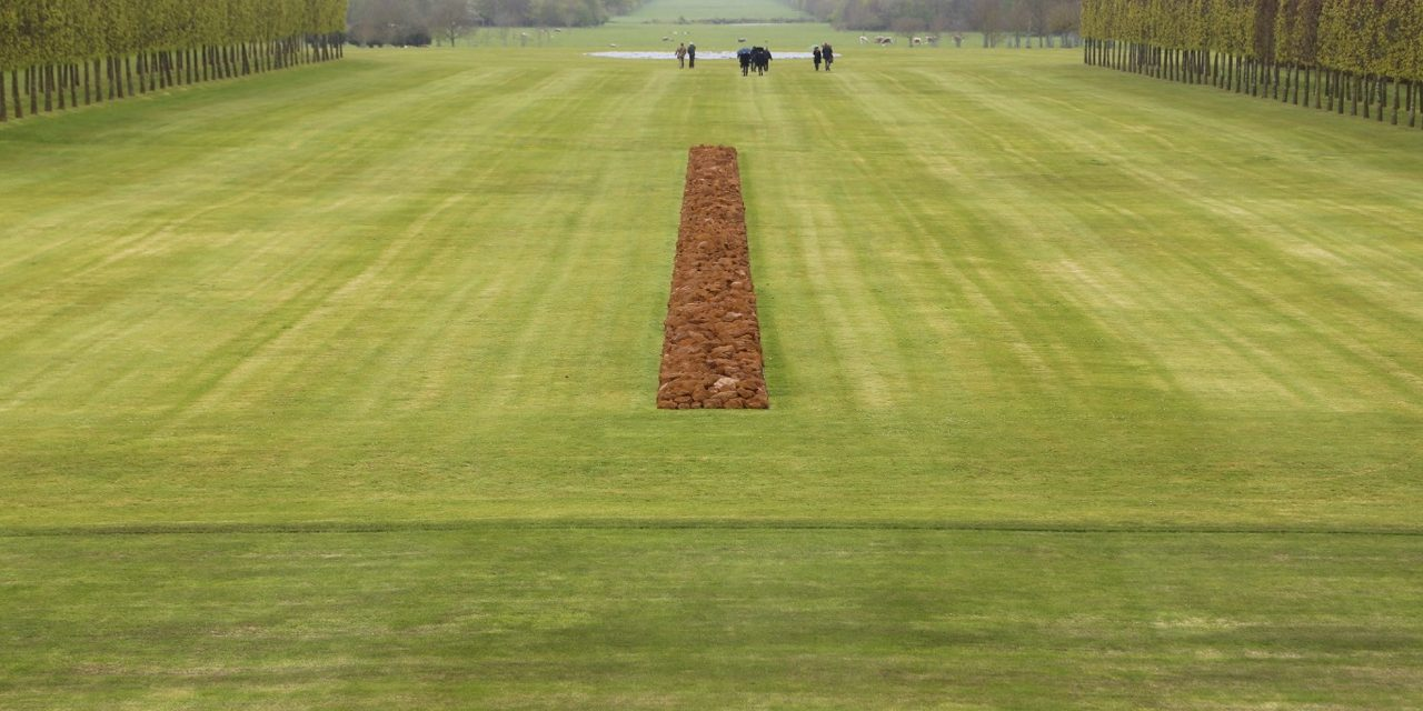 Norwich Eye previews Earth Sky at Houghton Hall