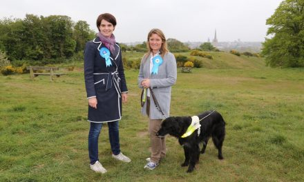 Norwich Conservatives launch General Election campaign