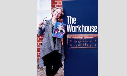 'Murder Most Novel'  at Gressenhall Farm