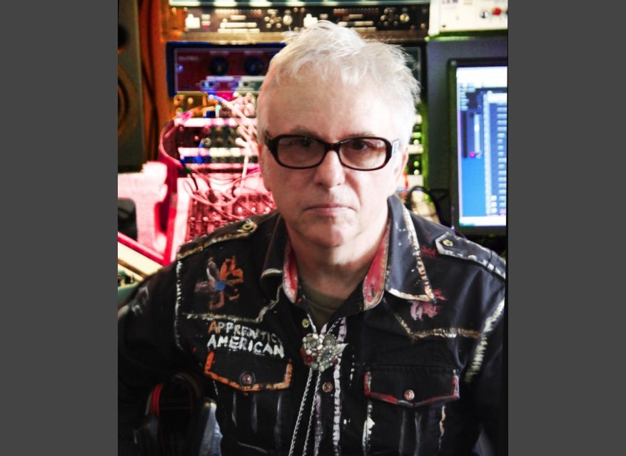 Norwich Eye review -Wreckless Eric at the Puppet Theatre