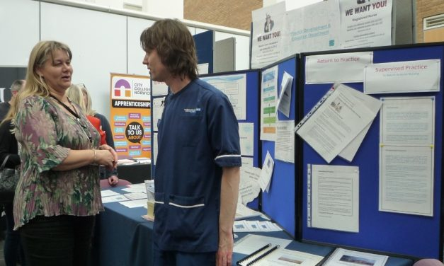 Free health check and careers fair at hospital open day and fete