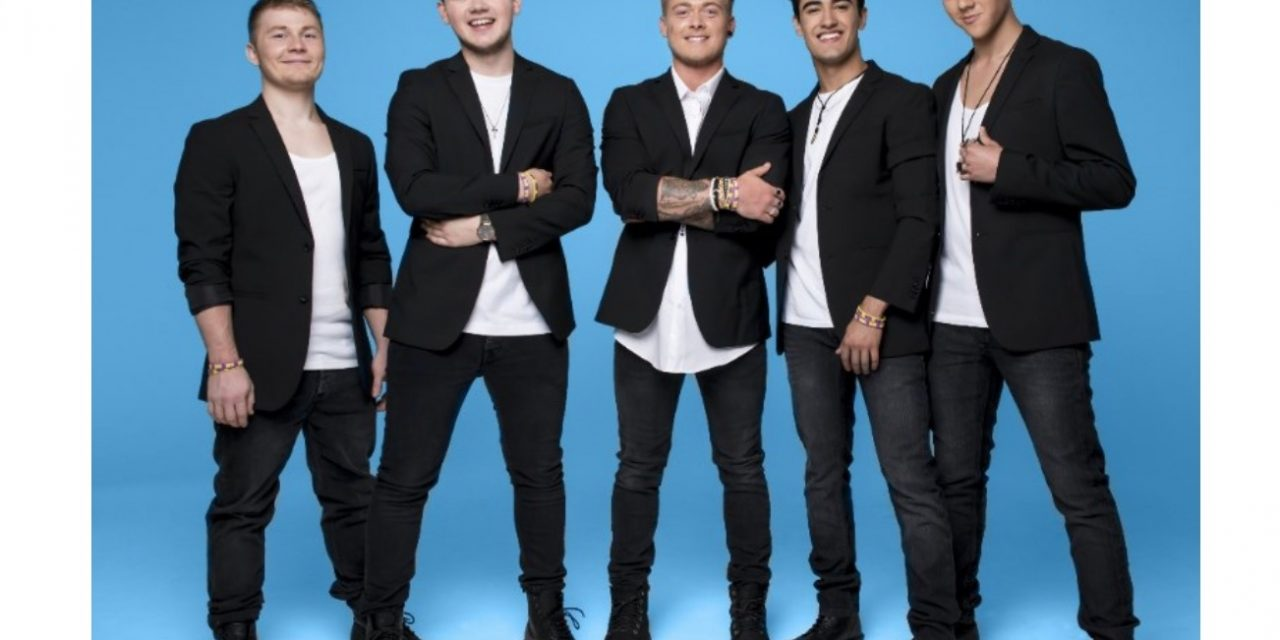 Five 2 Five Release 'Best Of Take That' Video As Full Casting Announced For New Musical