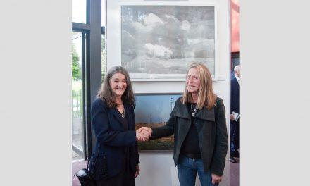 Norfolk artist wins Holt Festival – Sir John Hurt Art Prize