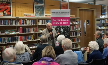 Website showcasing Norfolk memories to launch at Norwich's Millennium Library