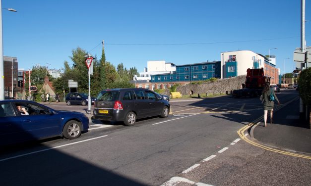 Is this the worst junction in Norwich?