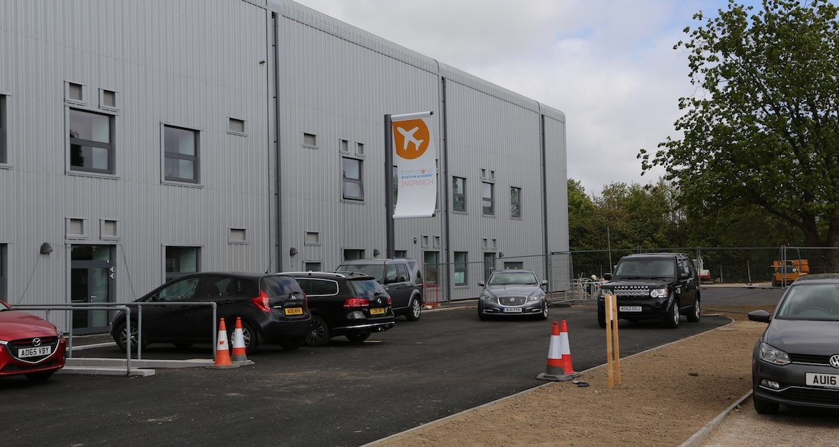 Major investment for Norwich Airport Industrial Estate