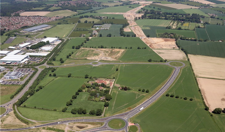 Norwich Western Link scheme to be discussed in public.