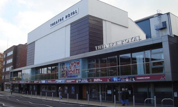 £10.5m FUNDING GAP FOR NORFOLK & SUFFOLK'S PERFORMANCE VENUES