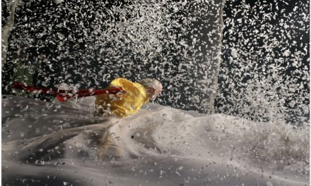 Norwich Eye review – Slava's Snow Show at the Theatre Royal