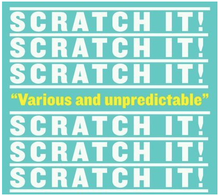 Norwich Eye review – Scratch It!