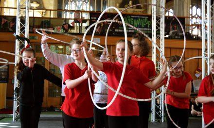 Norfolk Arts Award winners reach fundraising milestone