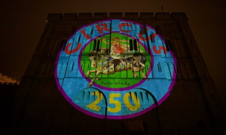 Circus 250 celebrated in Norwich projection