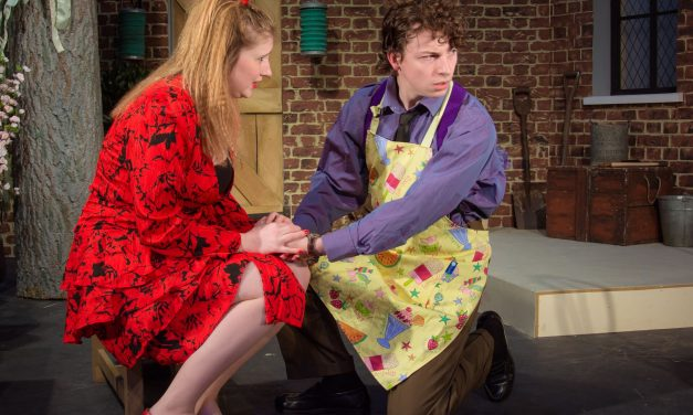 Norwich Eye reviews Relatively Speaking at The Maddermarket