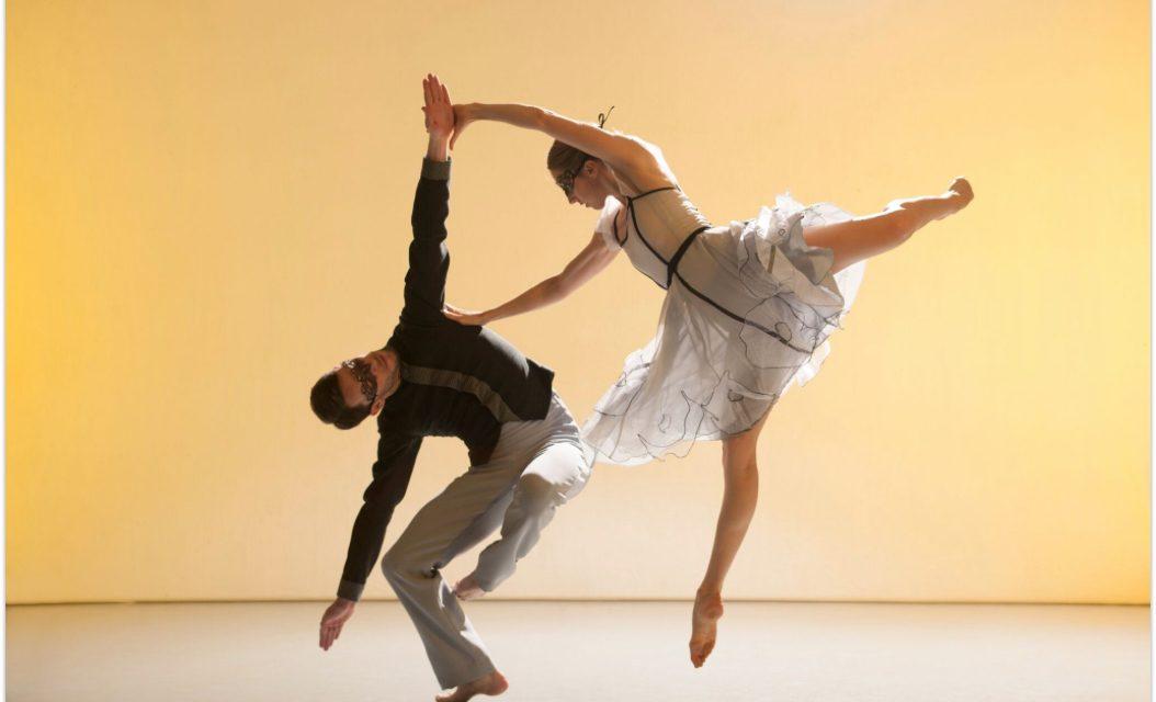 Norwich Eye reviews Richard Alston Dance