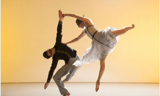 Norwich Eye reviews Richard Alston Dance
