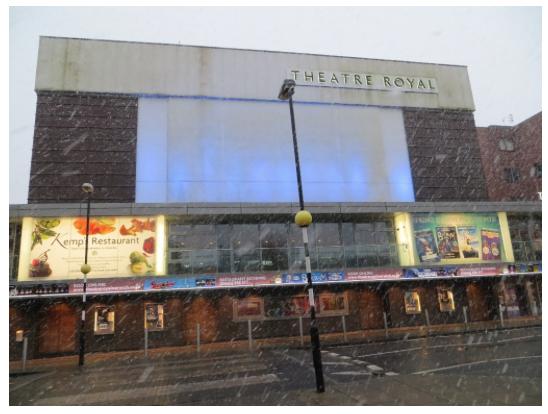 Update:  Matthew Bourne's Cinderella at Norwich Theatre Royal