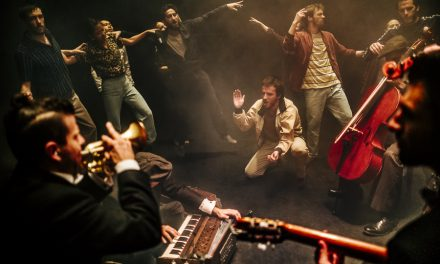 Norwich Eye reviews Grand Finale by the Hofesh Shechter Company