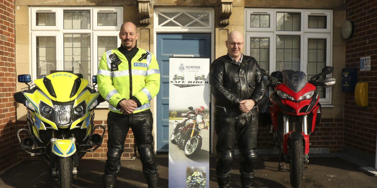 Safe Rider celebrates 20 years of success