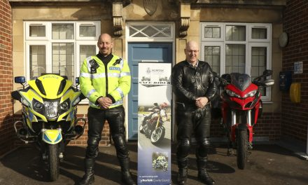 Safe Rider celebrates 20 years of success