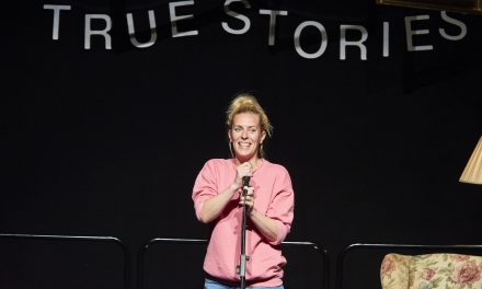 True Stories Live takes to the airwaves