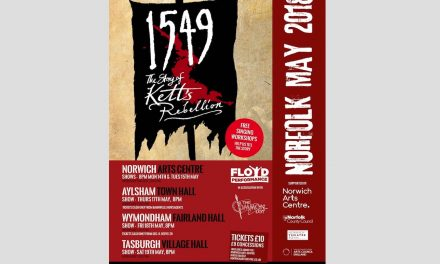 Norwich Eye reviews 1549 – The Story of Kett's Rebellion