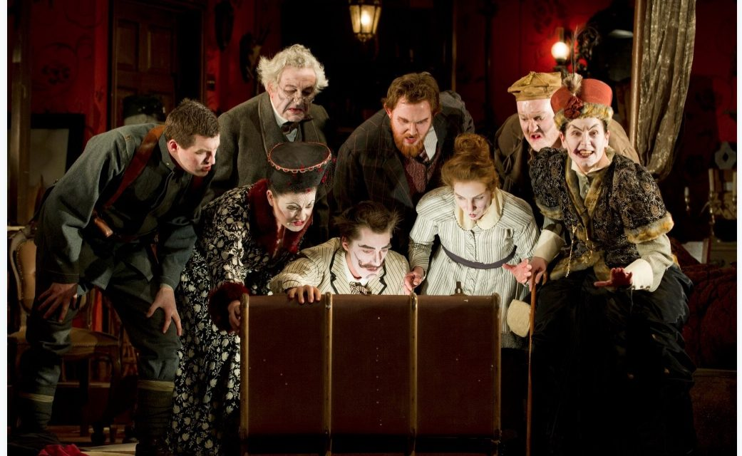 Norwich Eye reviews English Touring Opera – Puccini: Il tabarro and Gianni Schicchi
