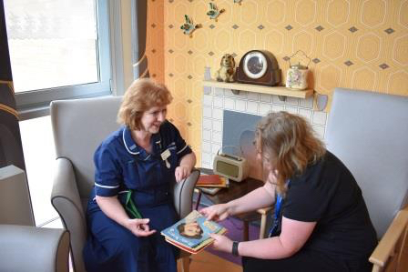 Innovative day room helps NNUH dementia patients