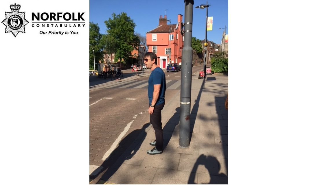 Witnesses sought following Norwich road rage incident