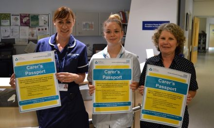 NNUH introduce support tool for carers visiting patients in hospital
