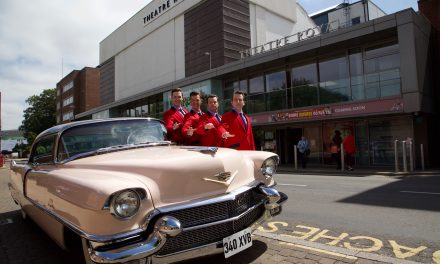 Norwich Eye reviews Jersey Boys