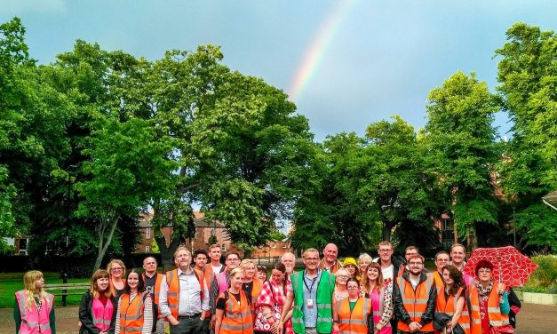 Volunteer with Pride: could you be a pride-maker?
