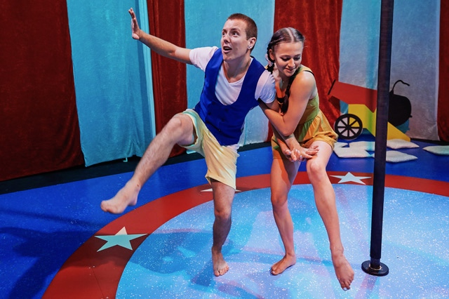 Norwich Eye reviews My First Circus